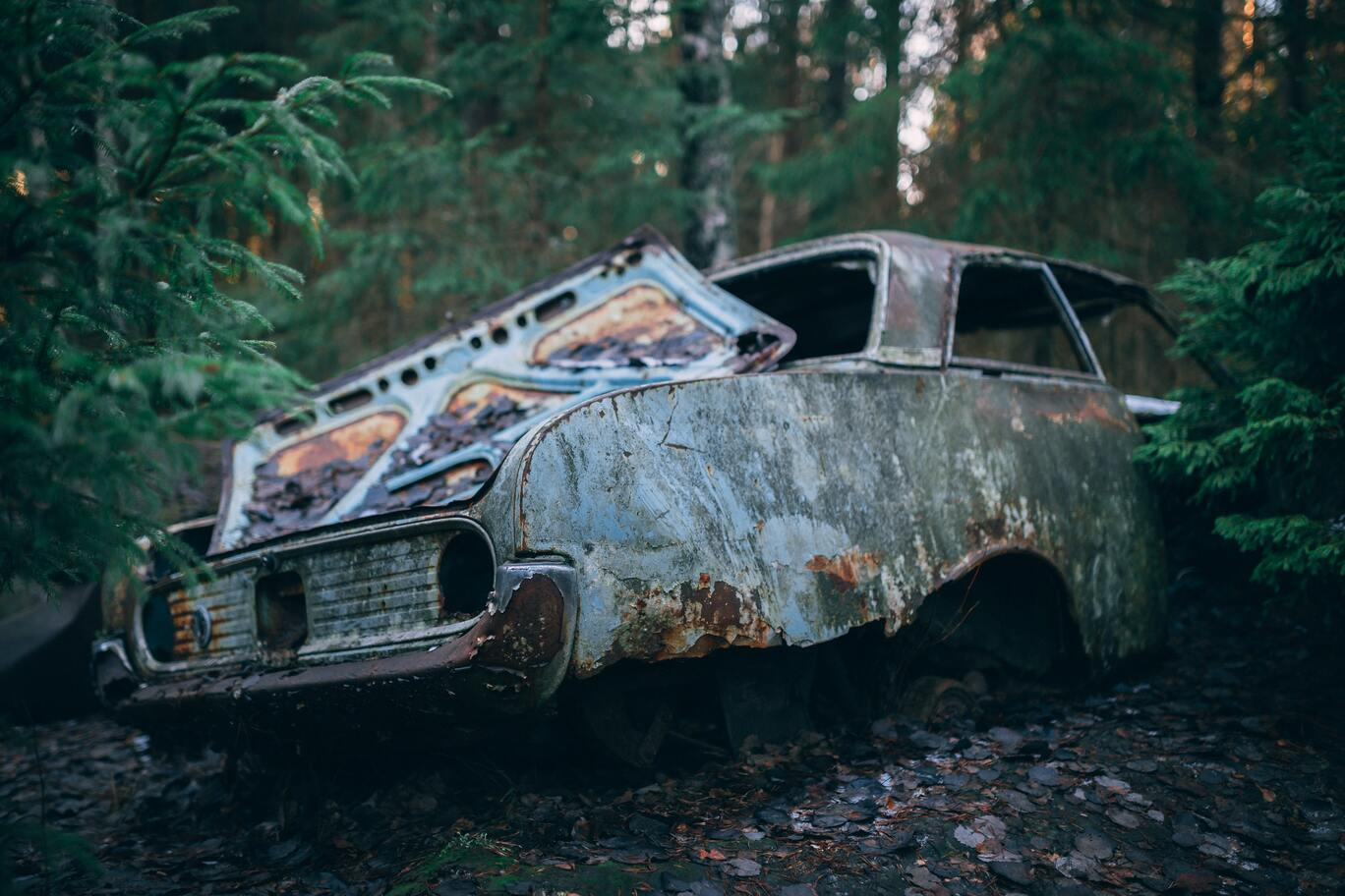 How do Junk Cars Impact the Environment? Find out here.