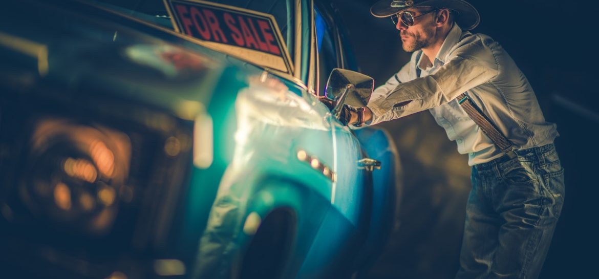 Yes You Can Sell A Junk Car Or A Car That's Been Totaled. Here Is How..