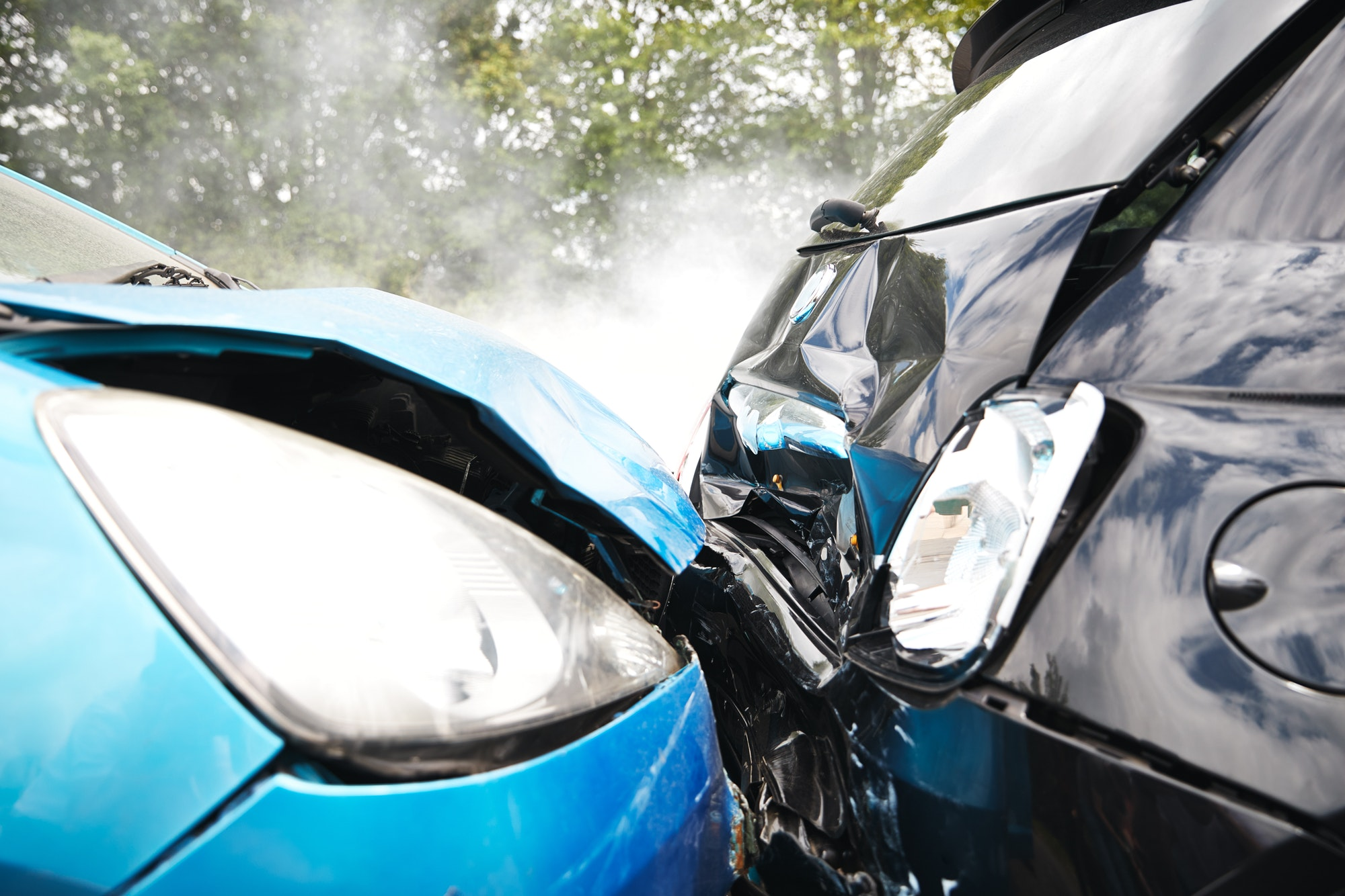 Make sure your car is totaled before getting a salvage certificate