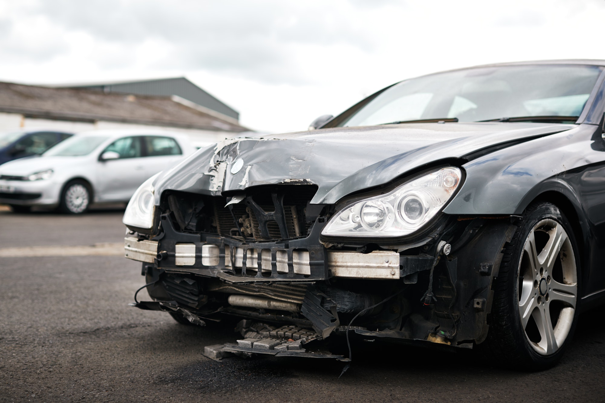 We Buy All Types Of Salvage Vehicles