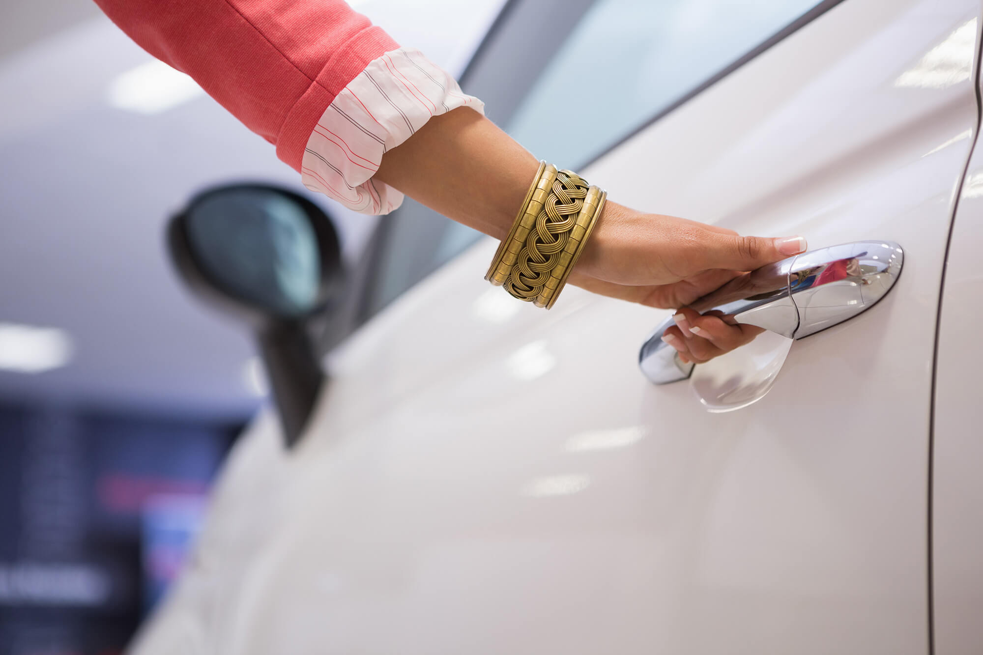 You Can Invest The Sales Gain In A New Car