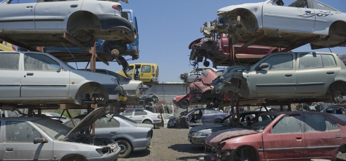 What Nobody Teaches You About Starting A Junk Car Business