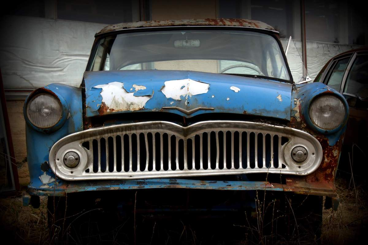 Should You Sell Your Junk Car